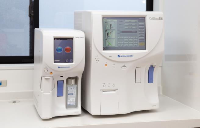 臨床化学分析装置/全自動血球計数器