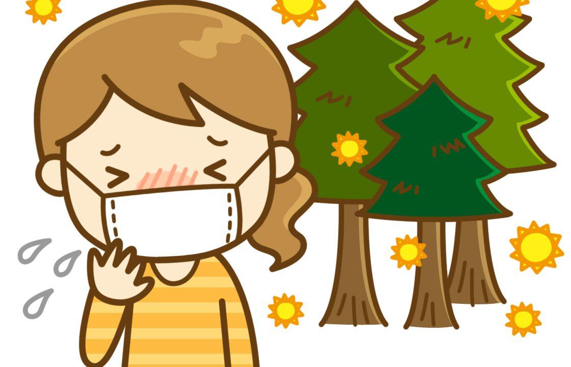 症 洗濯 物 花粉