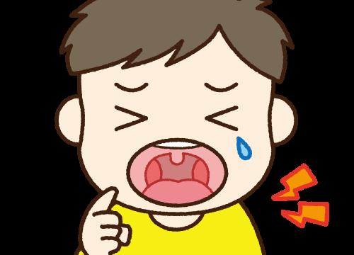 れる 扁桃 腺腫