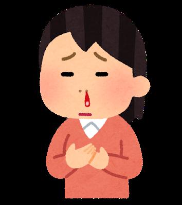 鼻血 止まら ない 子ども