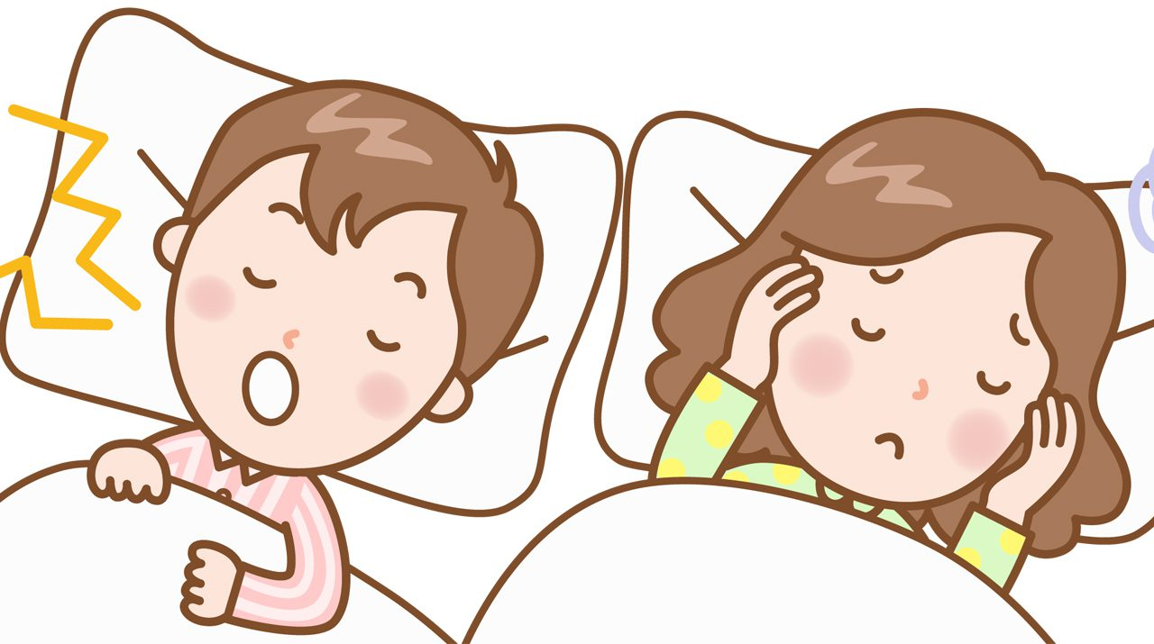 いびきが習慣化しているなら治療が必要!快適な睡眠を手に入れるための対処法についても