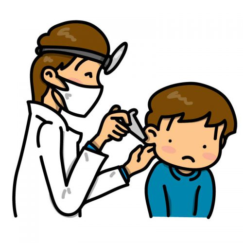 子どもの難聴の診療内容